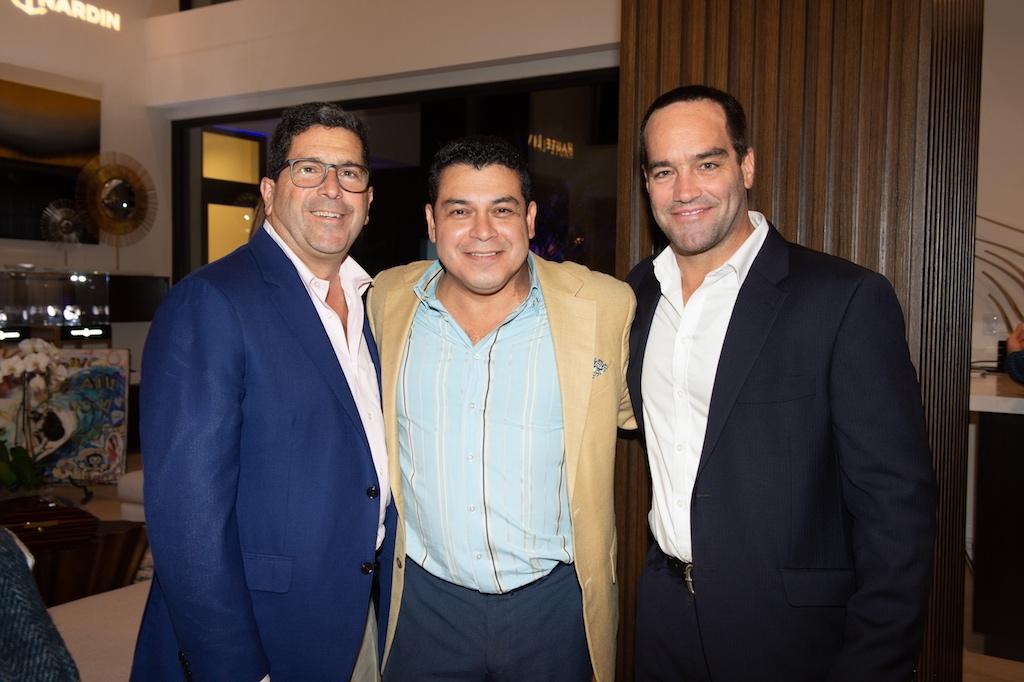 Phil Carlucci, Nelson Lucero, Chris Duggan
