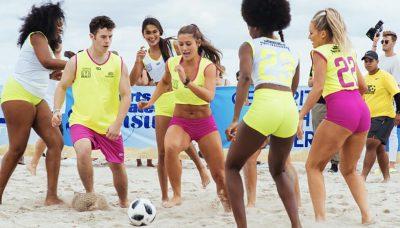Celebrity Soccer Match 1