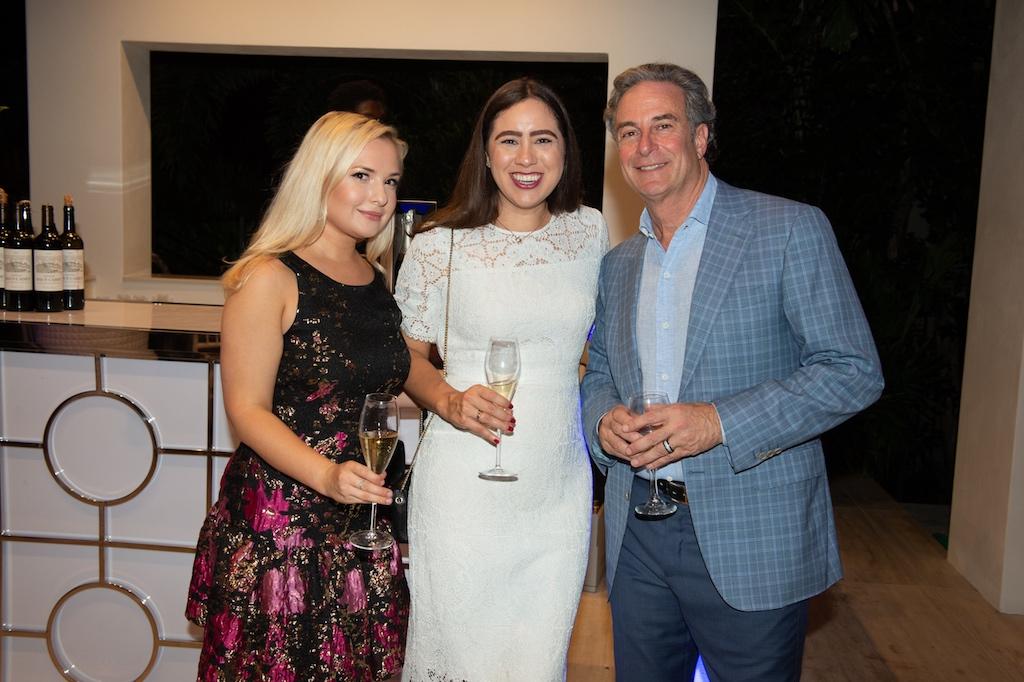 Heather Skipper Boesch, Cassidy von Seggern, Gregg Stone