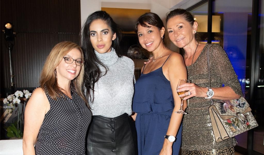 Jodi Moro Skougor, Deyvanshi Masrani, Gisela Navarro-Prina, Francoise Bezzola