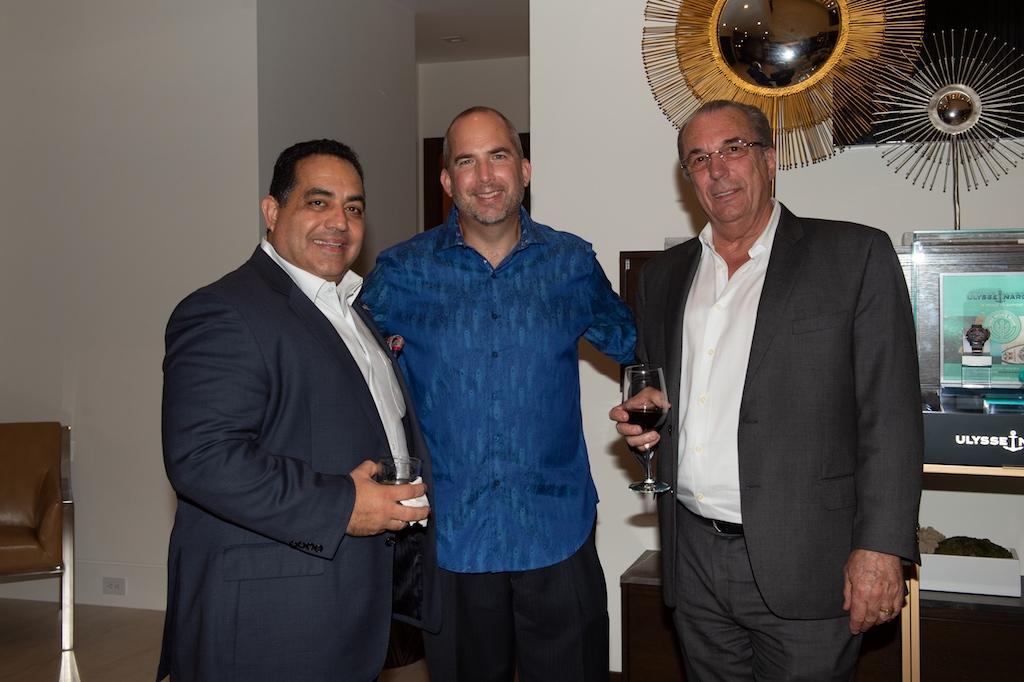Ralph Avila, Brian Bates, Howard Schwartz