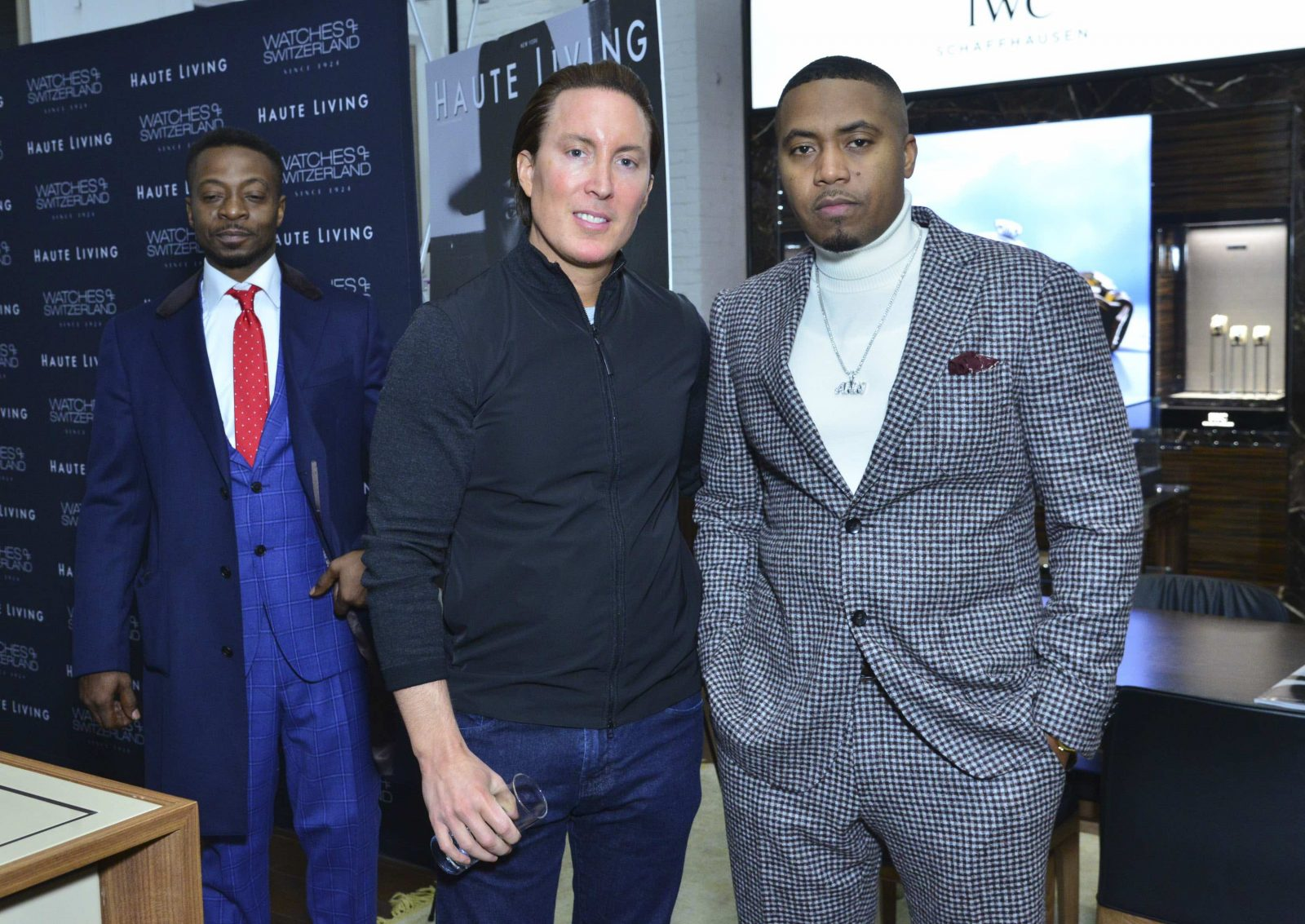 Daniel Neiditch and Nas