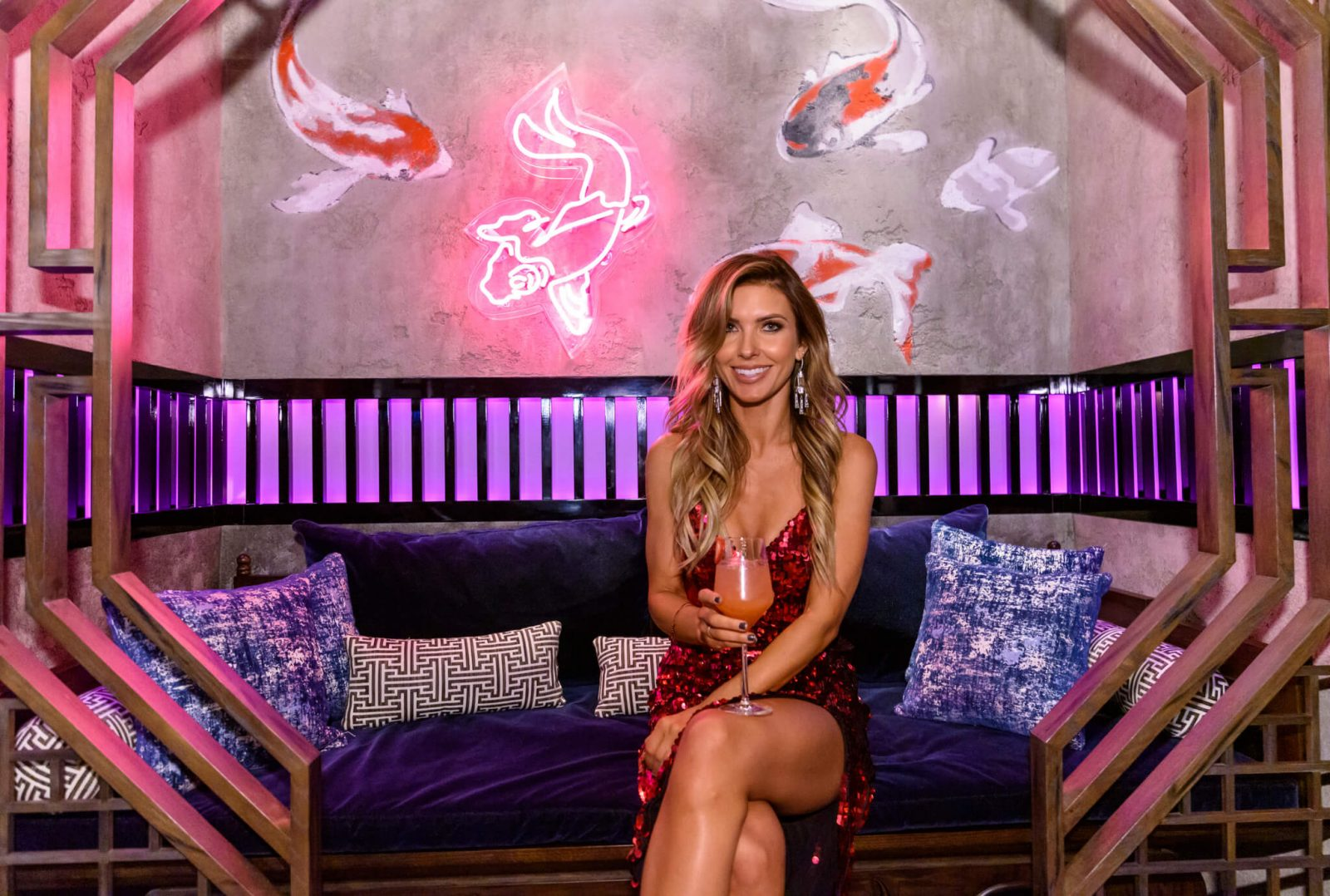Audrina Patridge Mott 32 The Venetian Resort Las Vegas