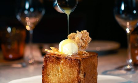 Bardot Brasserie French Toast at Aria Las Vegas
