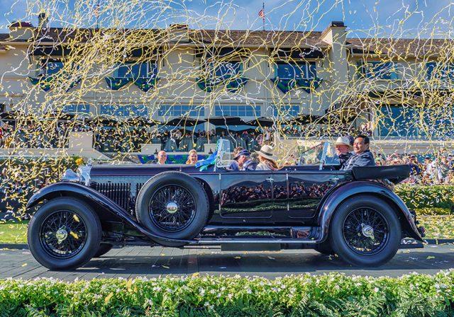 Best of Show: 1931 Bentley 8 Litre Gurney Nutting Sports Tourer