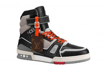 Louis Vuitton 408 Global Trainers from Virgil Abloh - Chicago edition