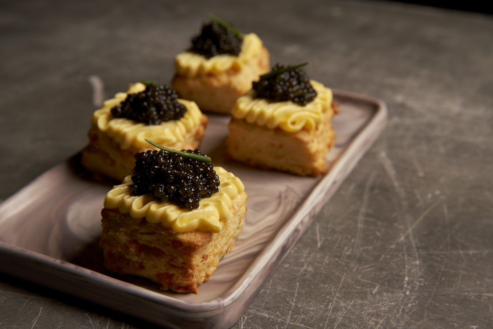 Caviar is Queen at Minnie's