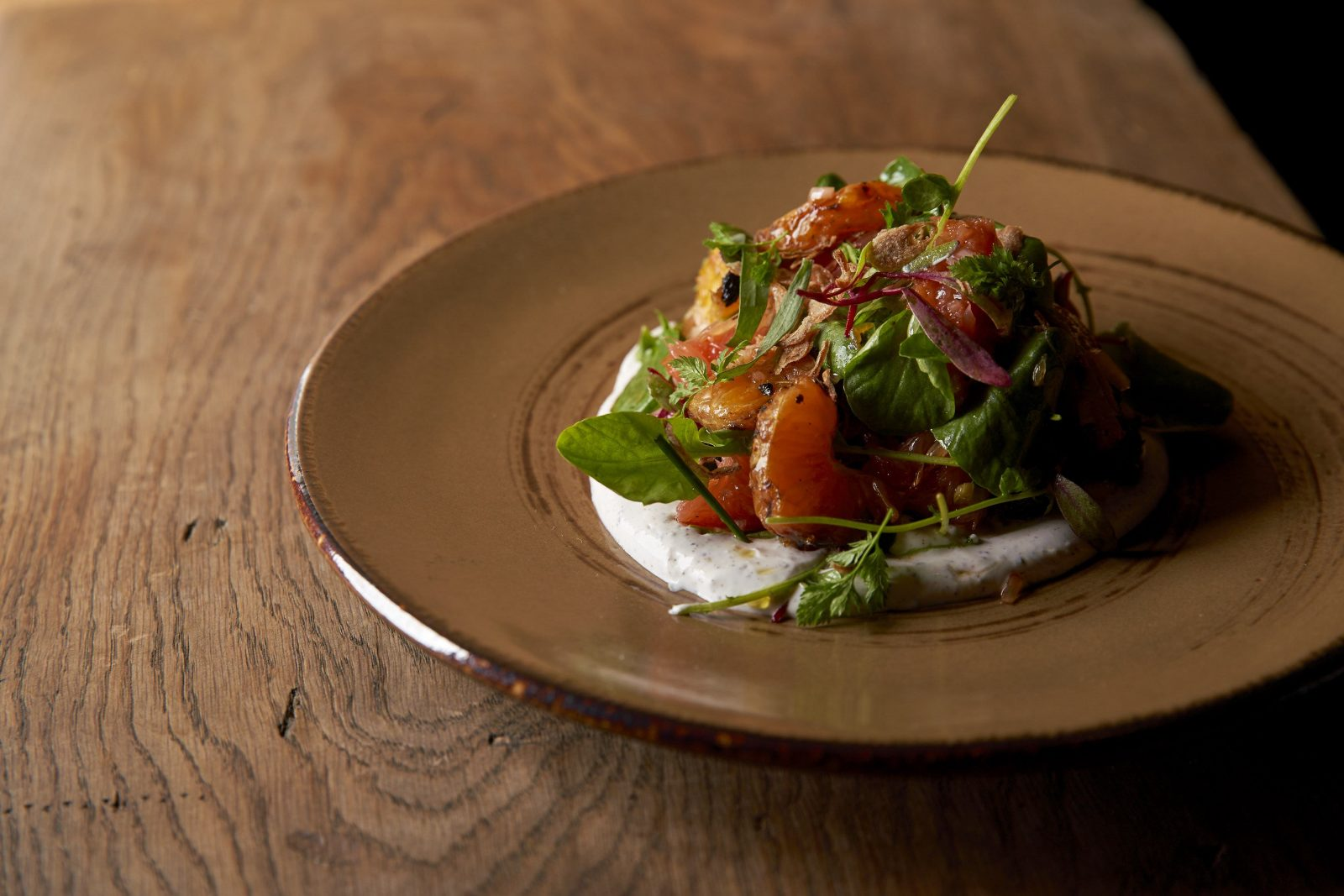 Charred Citrus Salad