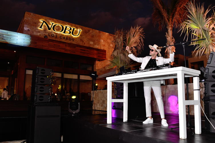 Nobu Los Cabos Official Hotel Launch Party