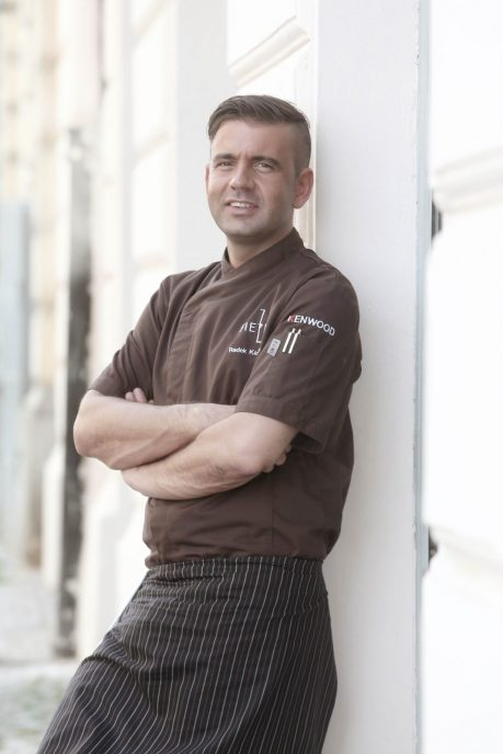 Field chef Radeck Kašpárek