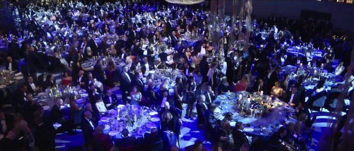 Monte-Carlo Gala for the Global Ocean Dinner