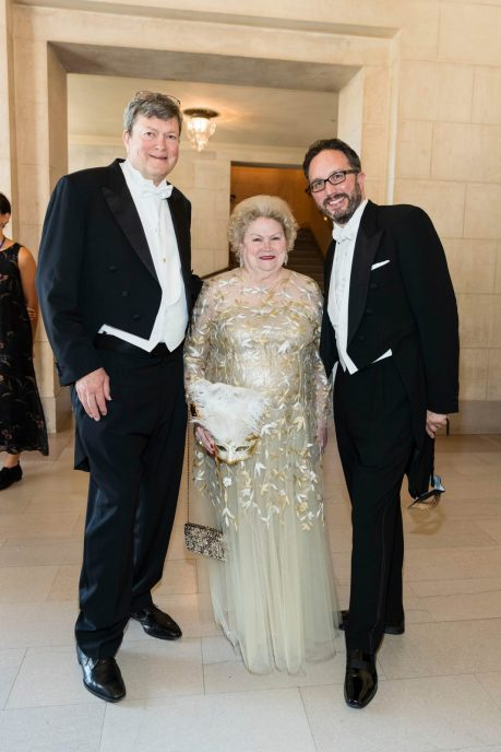 John Gunn, Cynthia Fry Gunn, and Matthew Shilvock