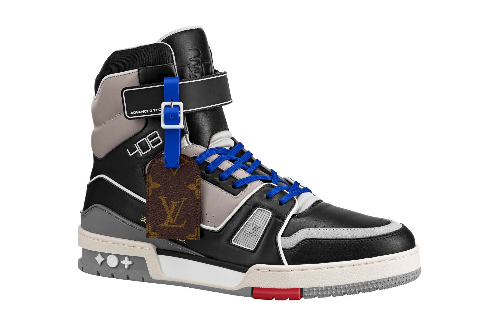 Louis Vuitton 408 Global Sneakers by Virgil Abloh - New York edition