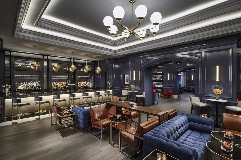 Quadrant Bar Ritz-Carlton