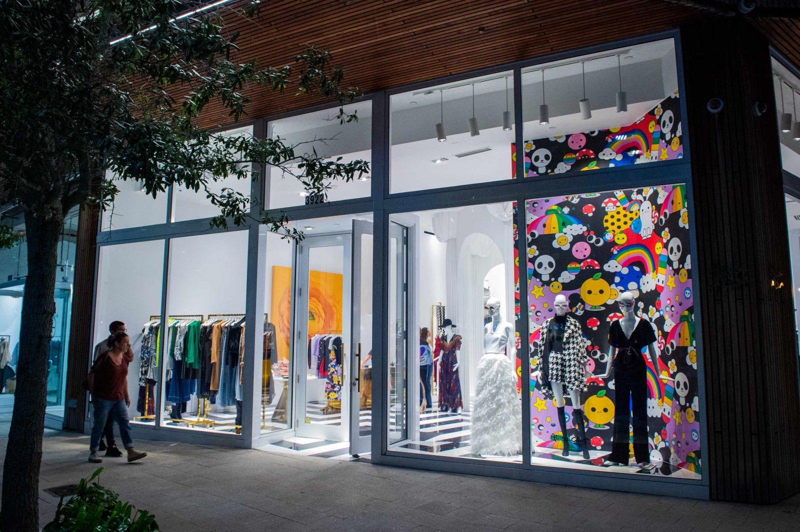 Alice + Olivia, Miami Design District Boutique
