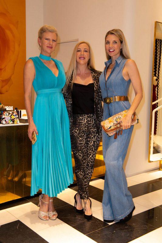 April Donelson, Angela Birdman and Dana Rhoden