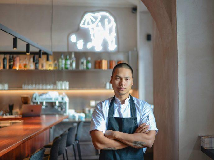 Taro Prague Executive Chef Khanh