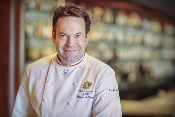 James Beard Award-winning Michelin Star Chef Claude Le Tohic.