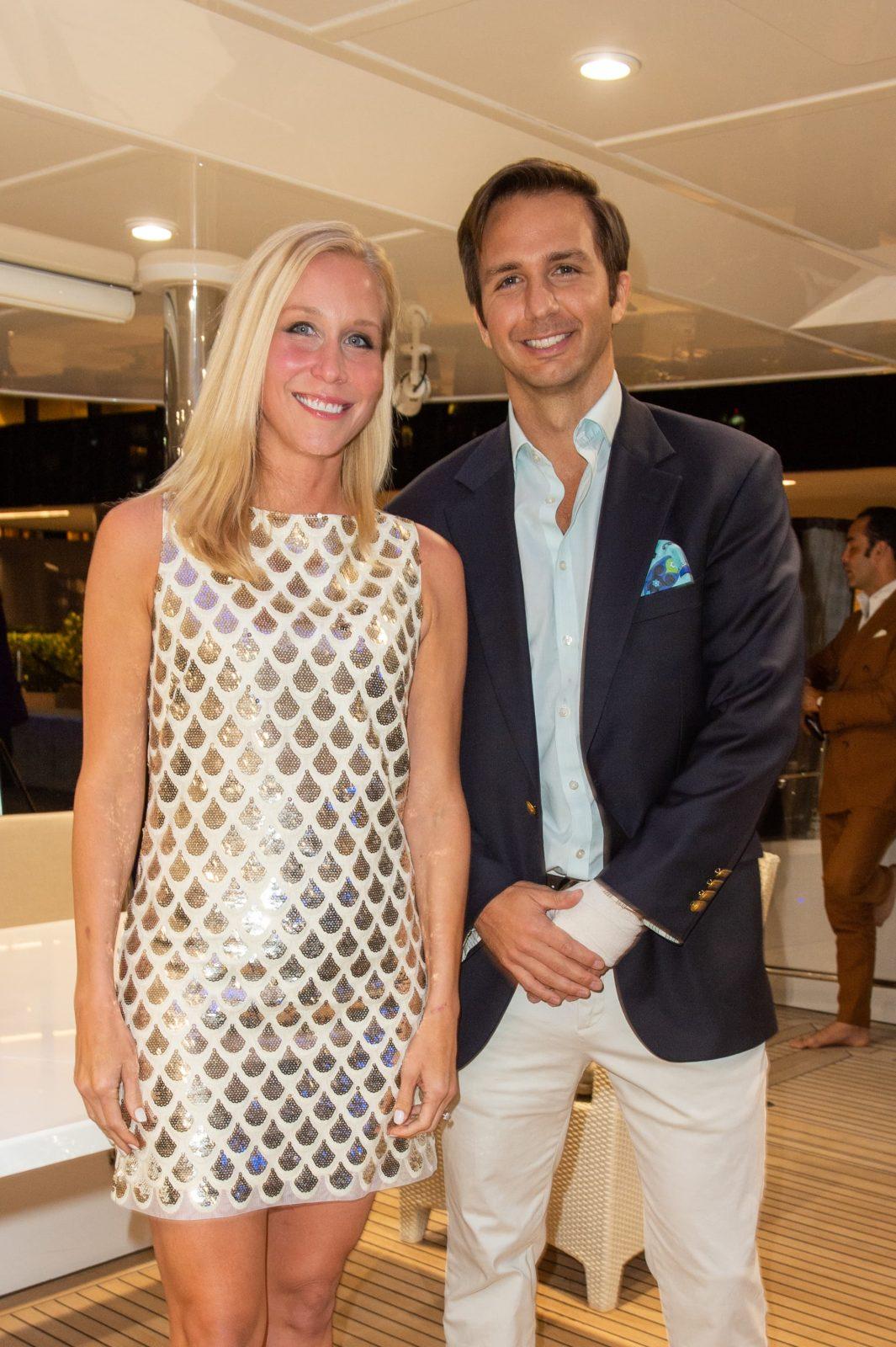 Stephanie High & Robert Riva