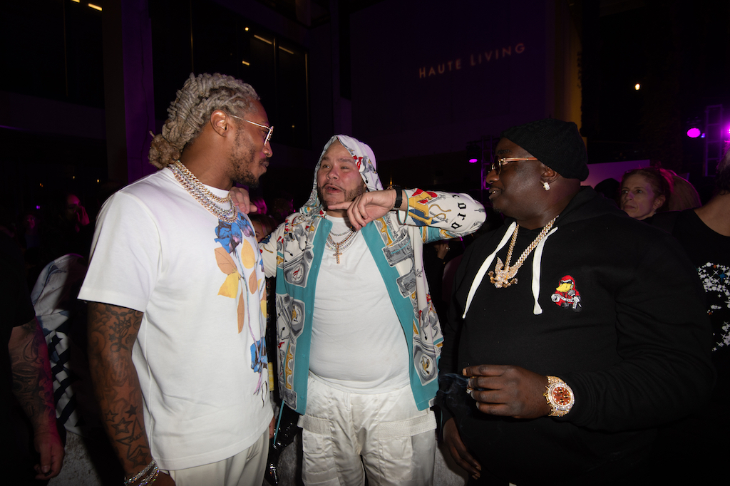 Future, Fat Joe and guest