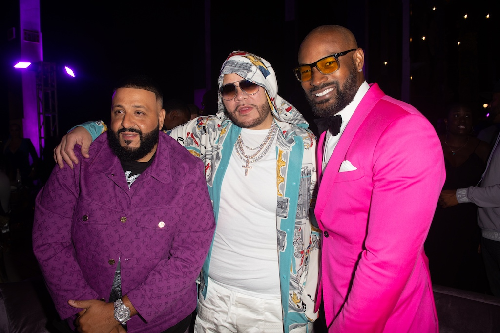 DJ Khaled, Fat Joe & Tyson Beckford