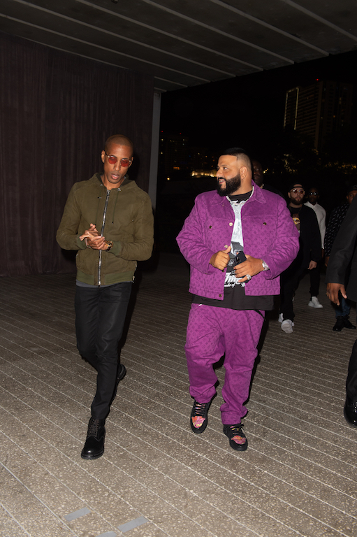 Larry Jackson & DJ Khaled