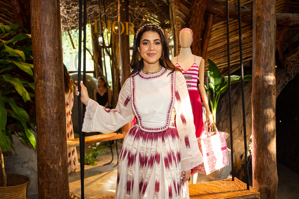 Dior Tulum pop up