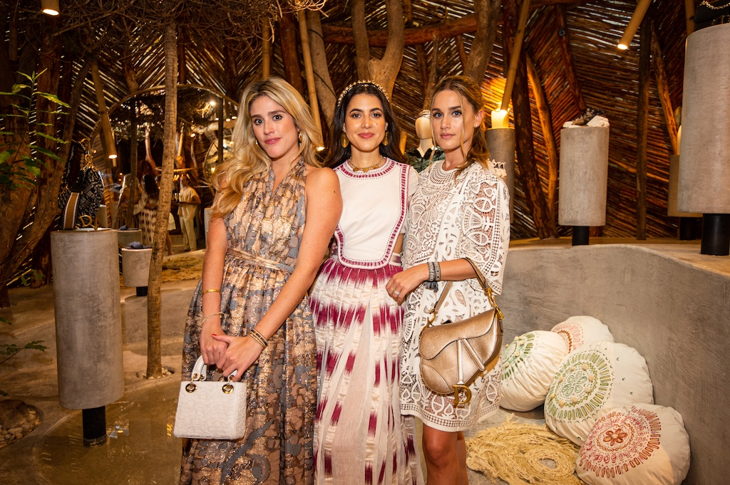 Dior tulum pop-up