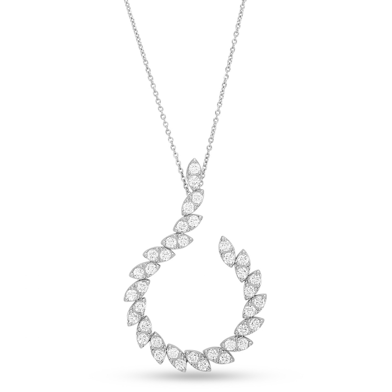 Diamond Necklace from The Marquesa Collection by Roberto Coin