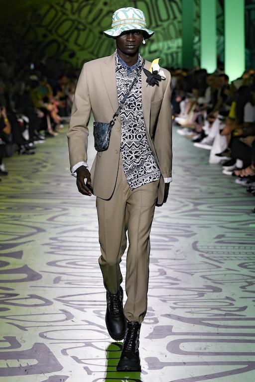 Dior Men Fall 2020 Miami