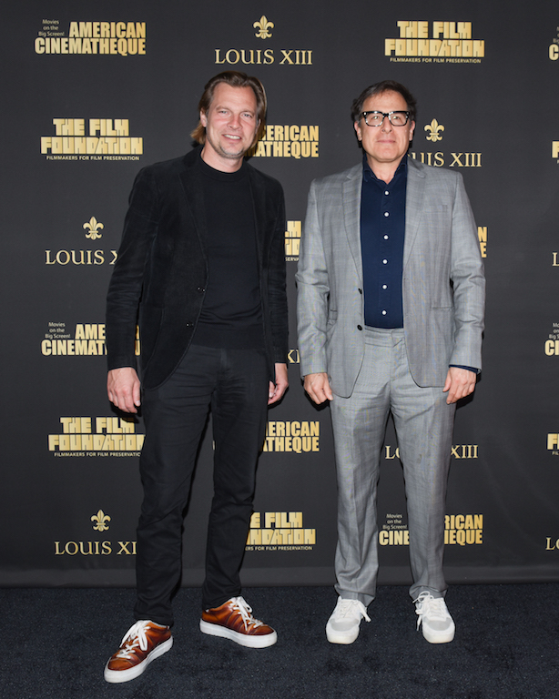 Louis XIII and The Film Foundation Premiere the Restored 1919 Classic THE BROKEN BUTTERFLY: in Los Angeles at The Egyptian Theater 13