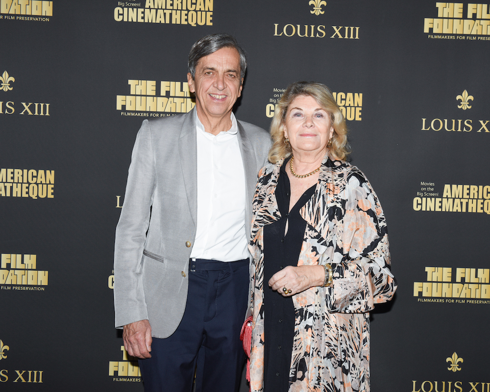 Louis XIII and The Film Foundation Premiere the Restored 1919 Classic THE BROKEN BUTTERFLY: in Los Angeles at The Egyptian Theater