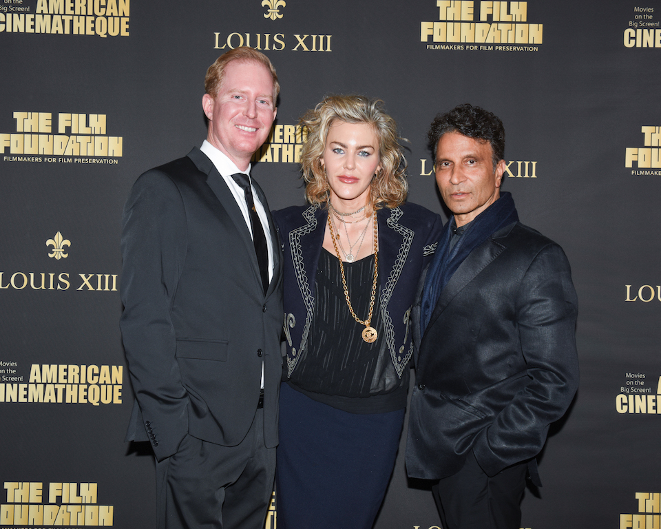 Louis XIII and The Film Foundation Premiere the Restored 1919 Classic THE BROKEN BUTTERFLY: in Los Angeles at The Egyptian Theater 14