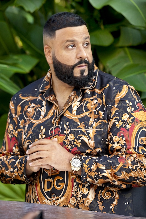 DJ Khaled cover story