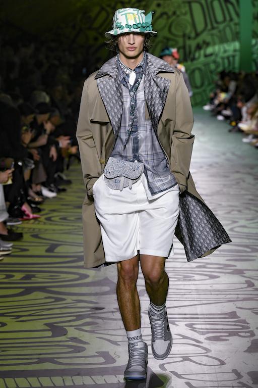 Dior Men Fall 2020 Miami Kim JOnes
