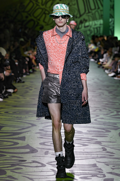 Dior Men Fall 2020 Kim Jones Miami