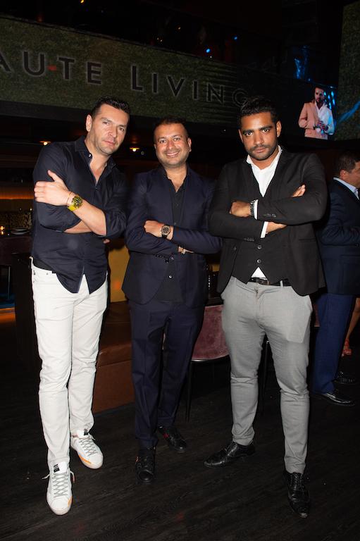 Martin Fuentes, Kamal Hotchandani, Thomas Guillaume
