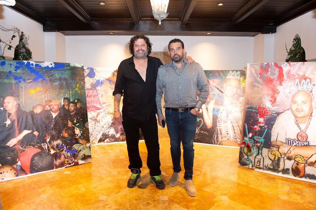 Domingo Zapata & Seth Semilof