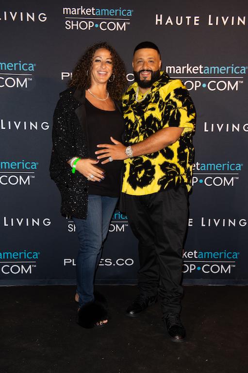 Nicole Tuck & DJ Khaled