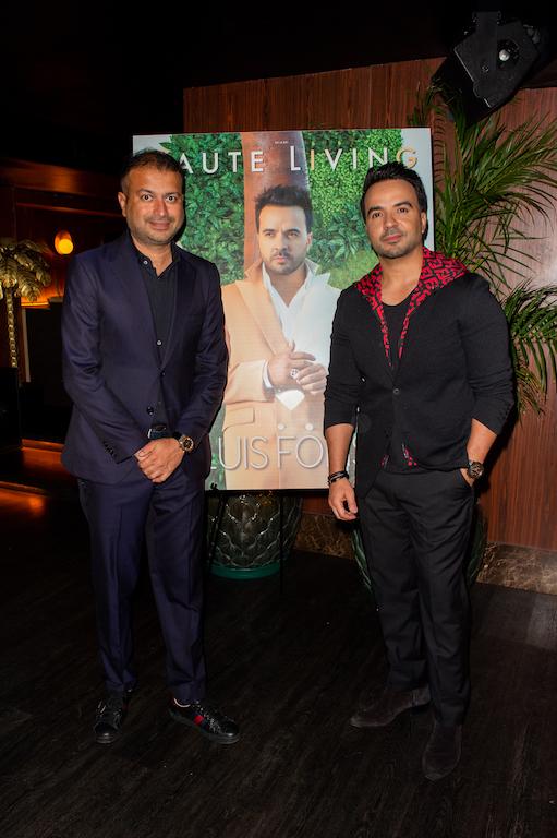 Kamal Hotchandani & Luis Fonsi