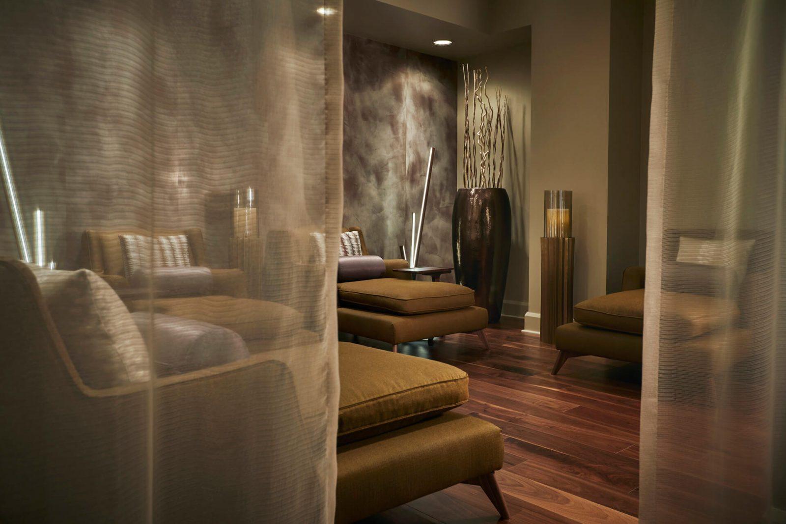 Four Seasons Las Vegas Spa Zen Room