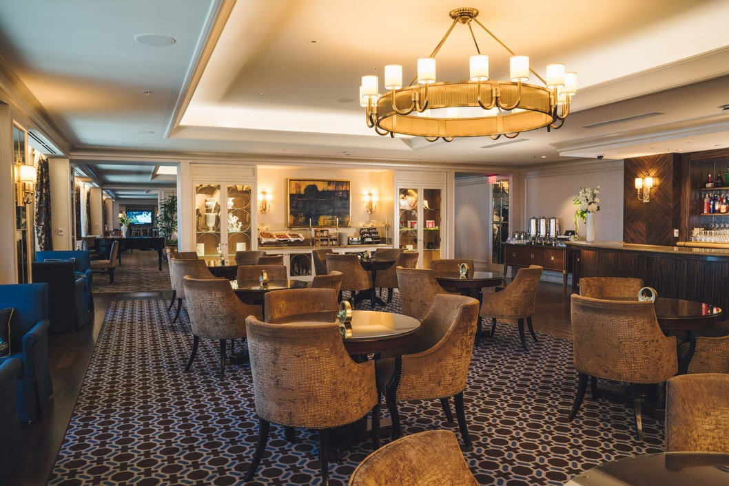 Prestige Club Lounge The Palazzo Resort Las Vegas New Year's Eve In Las Vegas