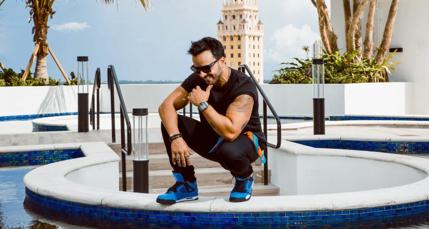 "Luis Fonsi On Life After ""Despacito,"" Family, His Love For Miami And Giving Back"