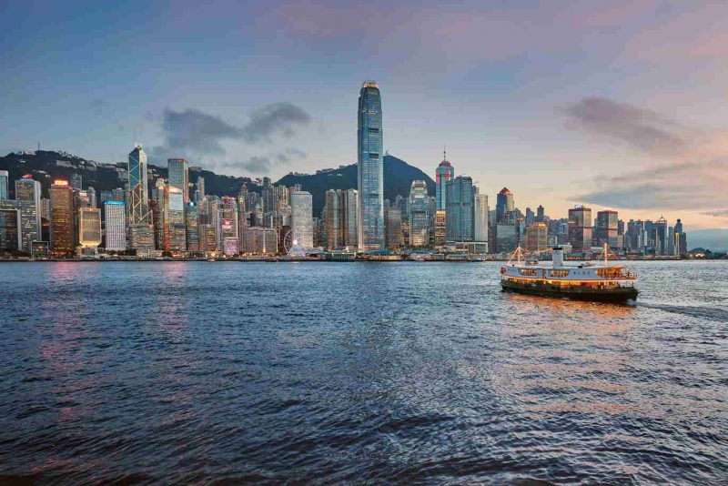 Mandarin Oriental Landmark Hong Kong