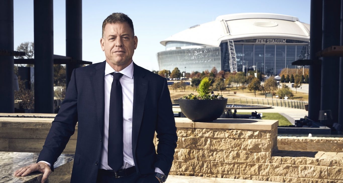 TROY-FECTA: Troy Aikman As The Ultimate Sportsman, Businessman & Family Man