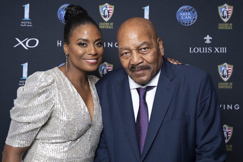 Monique & Jim Brown