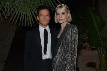 Ramy Malek & Lucy Boynton