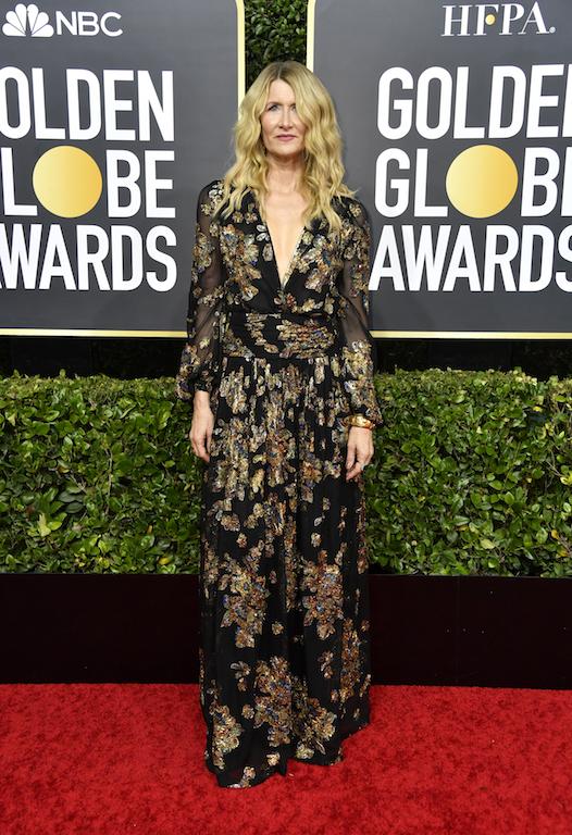 laura dern 77th Annual Golden Globe Awards - Arrivals laura dern