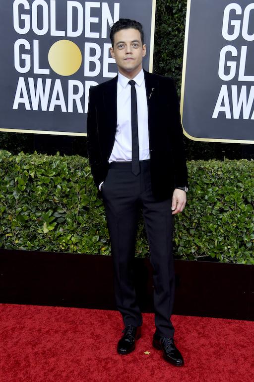 rami malek 77th Annual Golden Globe Awards - Arrivals