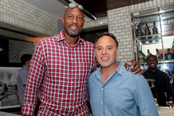Alonzo Mourning, Jared Margolis
